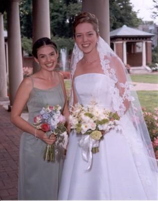 Kristin and Marnie