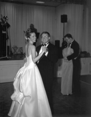Kristin and Rex Dance