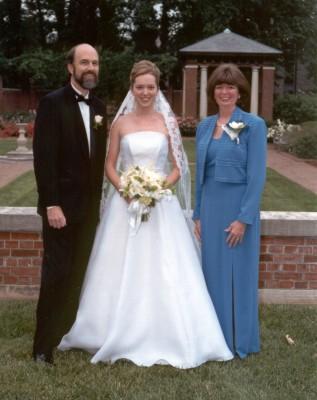 Kristin, Dennis, and Sandy